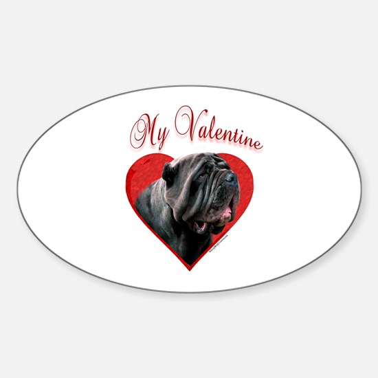 Neo Valentine Oval Decal