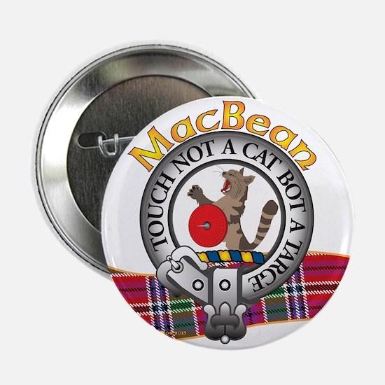 "MacBain Clan 2.25"" Button"