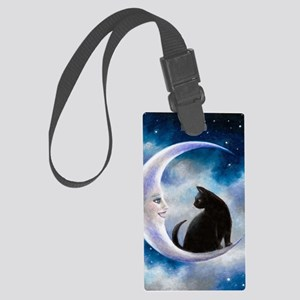Cat 580 Large Luggage Tag