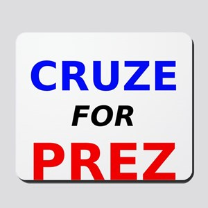 Cruze for Prez Mousepad
