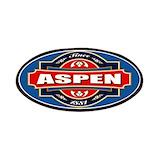 Aspen ski Patches