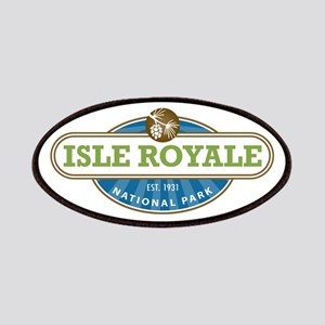 Isle Royale National Park Patches