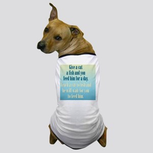 catM_rnd2 Dog T-Shirt