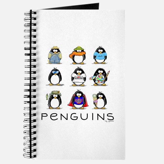 Nine Penguins Journal