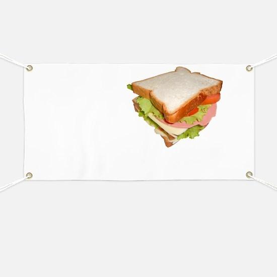 Make Me My Sandwich Banner