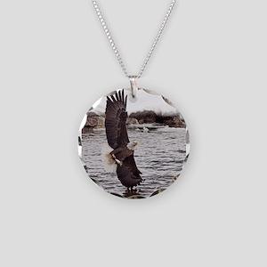 Striking Eagle Necklace