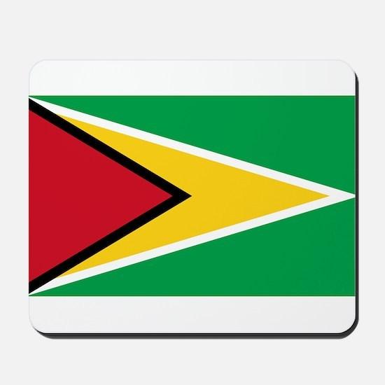 Guyana Mousepad
