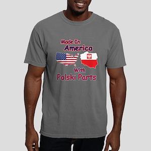 America With Polski Parts T-Shirt