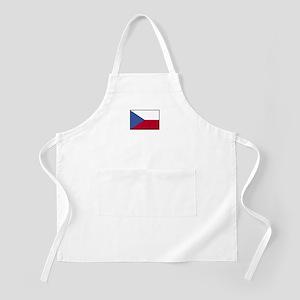 Czech Republic Flag BBQ Apron