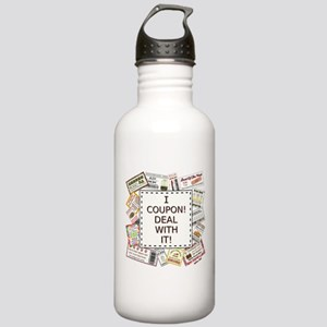 I COUPON! Water Bottle