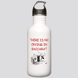 baccarat gifts Stainless Water Bottle 1.0L