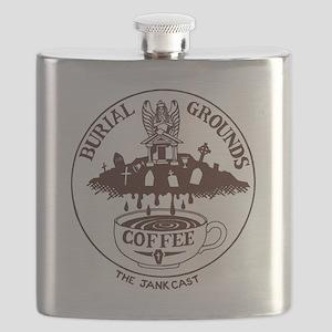 Burial Grounds Coffee Flask