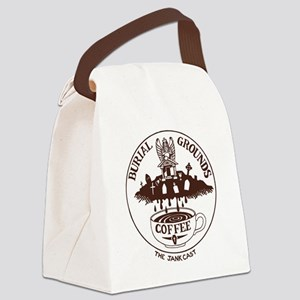 Burial Grounds Coffee Canvas Lunch Bag
