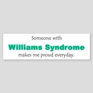 """""""WS Pride"""" Bumper Sticker"""