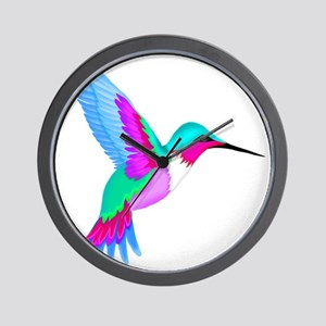 HUMMINGBIRD 2 Wall Clock