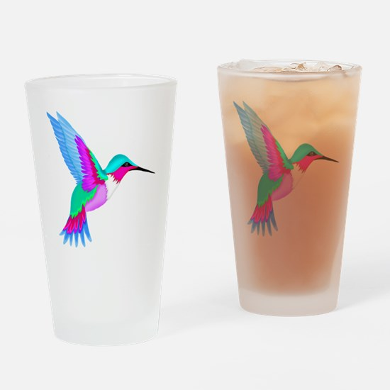 HUMMINGBIRD 2 Drinking Glass