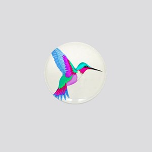 HUMMINGBIRD 2 Mini Button