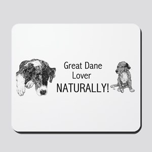 NMMrlNMrl GDLover Naturally Mousepad
