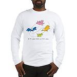 All The Good Birdies Long Sleeve T-Shirt