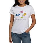 All The Good Birdies On Their Way Women's T-Shirt