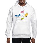 All The Good Birdies Hooded Sweatshirt