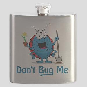DontBugMe-Gardener-8x8 Flask