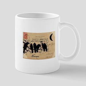 Nevermore Ravens Carte Postale Mug