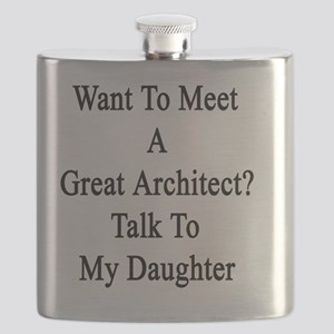 Want To Meet A Great Architect? Talk To My D Flask