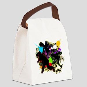 HIP-HOP Canvas Lunch Bag