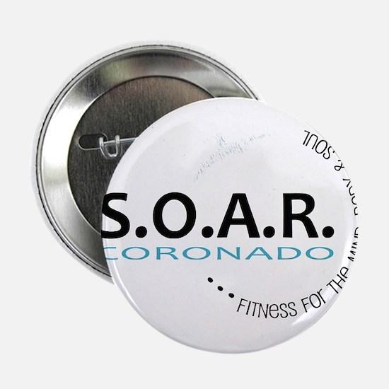 "SOAR Fitness Coronado Logo 2.25"" Button"
