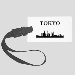 Tokyo Luggage Tag
