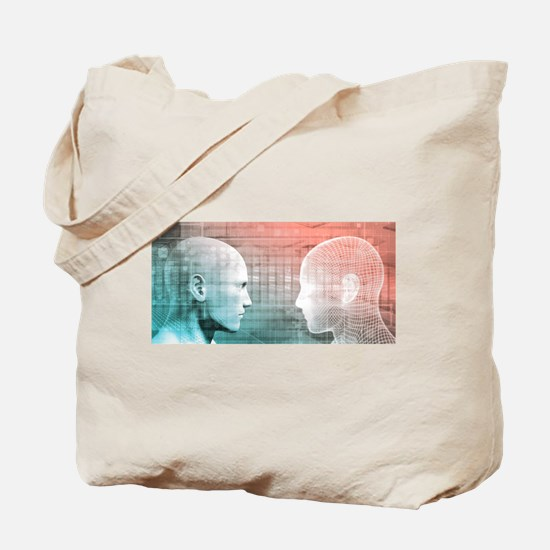 Code of Ethics in Tote Bag