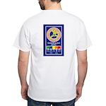 Terroe Alert White T-Shirt