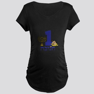 First Hanukkah Maternity T-Shirt