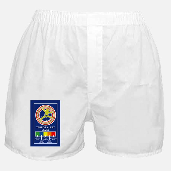 Terroe Alert Boxer Shorts