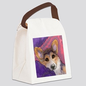 whenever you can - breathe deeply Canvas Lunch Bag