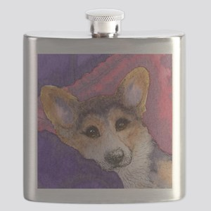 whenever you can - breathe deeply and relax  Flask