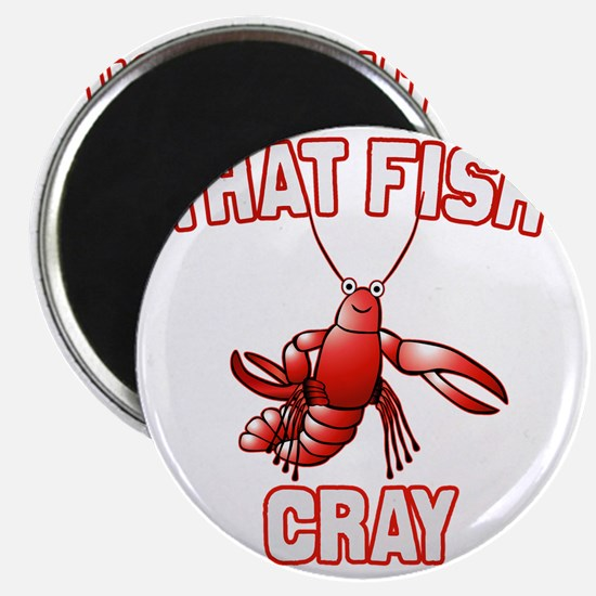 That Fish Cray Magnet
