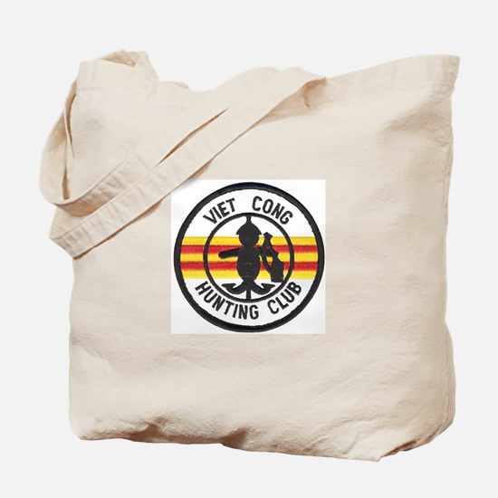Viet Cong Hunting Club Tote Bag