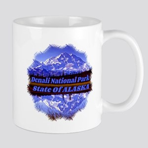 Mt. McKinley in Fall Mug