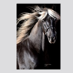 choco_horse_panel Postcards (Package of 8)