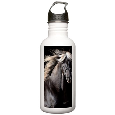 choco_horse_panel Stainless Water Bottle 1.0L
