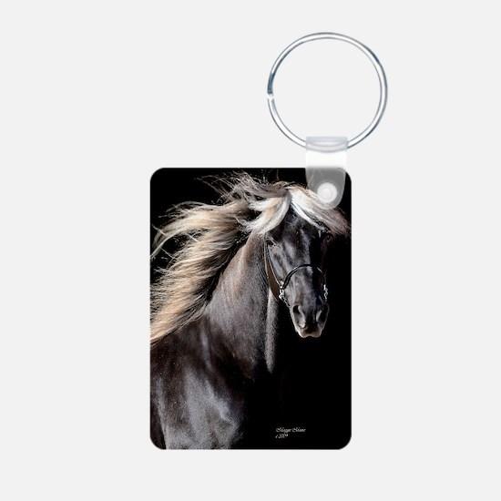choco_horse_panel Keychains