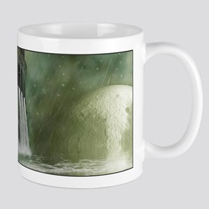 The flood of Rome Mug