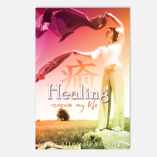 Healing Postcards (Package of 8)