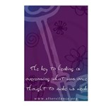 Key to Healing Postcards (Package of 8)
