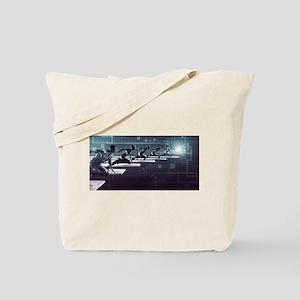 Technology Innovat Tote Bag
