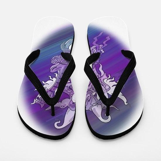 guitardragon3 Flip Flops