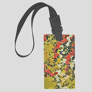 Roses (Bara Shou Kin Zu), Ito Ja Large Luggage Tag