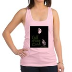 Call of The wild, The Wolf and the Moon Racerback
